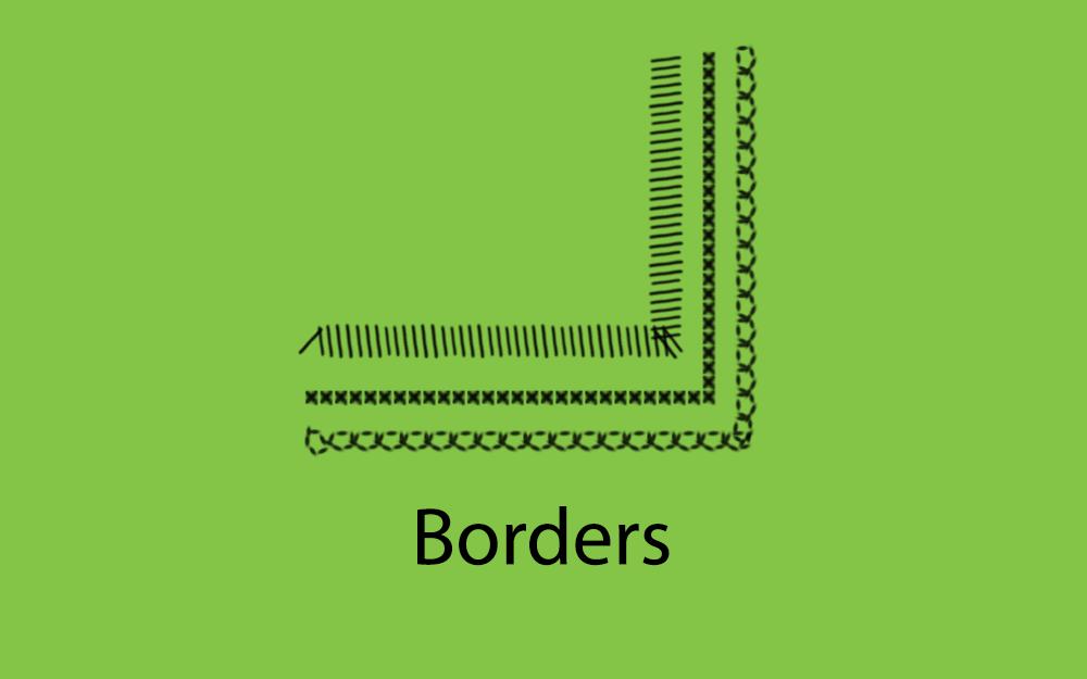 Border types